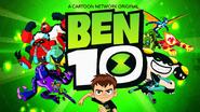 Ben 10 Reboot Opening title card