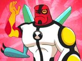 Omnitrix Glitch Fusion