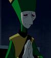 Tabber de Lukik em Força Alienígena