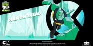 Ben 10 Heroes Diamondhead