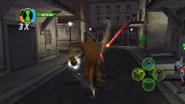 Humungousaur fight