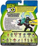 OE Diamondhead toy