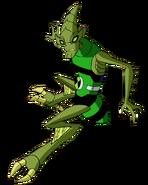 Ben 10 Omniverse- Crashhopper