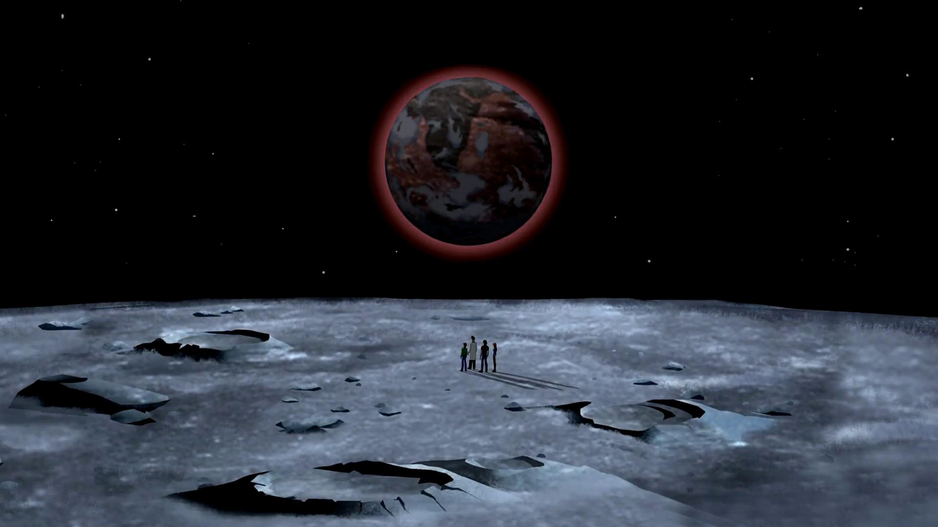 the moon paradox