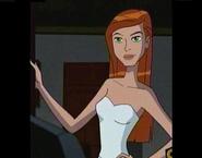Gwen de vestido