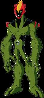 Swampfire's 1st Puberty