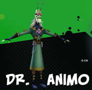 Dr. Animo VG pose