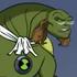 Humungousaur franklin character
