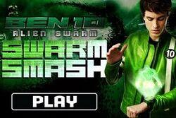 Ben10 Alien Swarm Smash