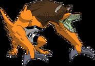 Blitzwolfer+Bestia