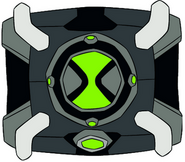 Omnitrix 11 años