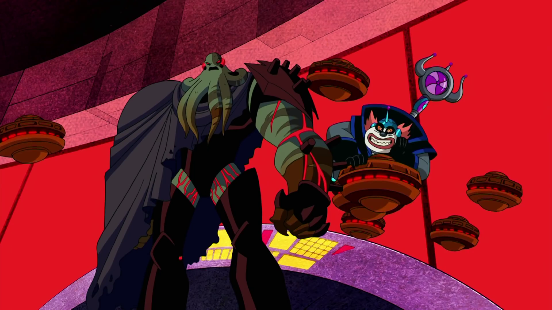 Super-Villain Team-Up | Ben 10 Wiki | FANDOM powered by Wikia