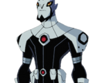 Rook Blonko (Futuro de Omniverse)