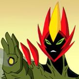 Swampfire af character