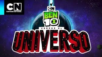 Ben 10 versus el Universo La película Avance Cartoon Network