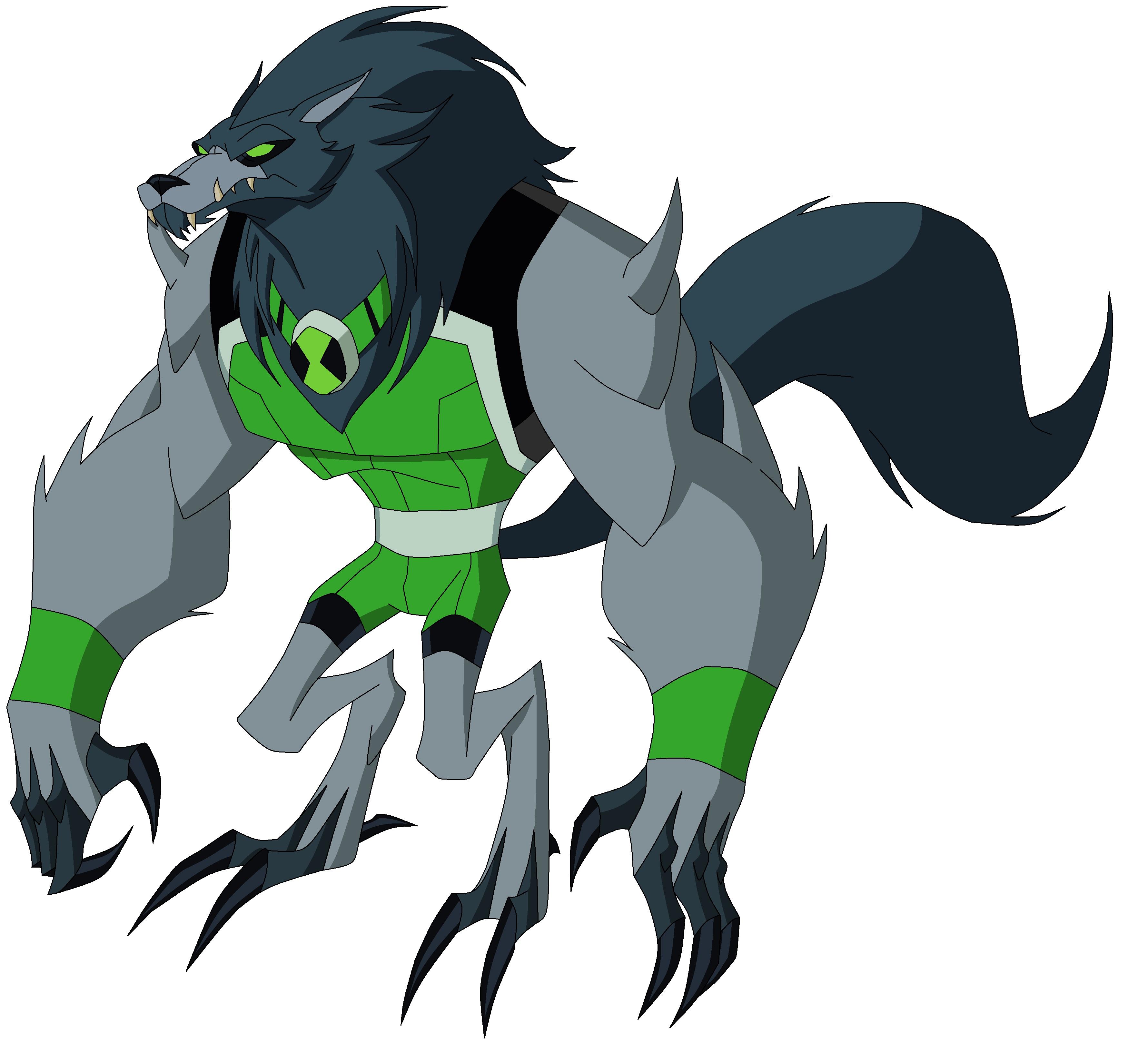 Blitzwolfer ben 10 wiki fandom powered by wikia blitzwolfer16ov voltagebd Images