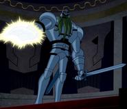 Knight vilgax