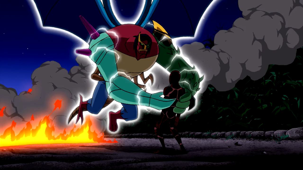 Ben 10: Ultimate Alien/Episodes | Ben 10 Wiki | FANDOM