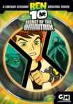 Secret of The Omnitrix DVD