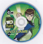 AF DVD Game Disc