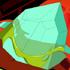 Character diamondhead shell