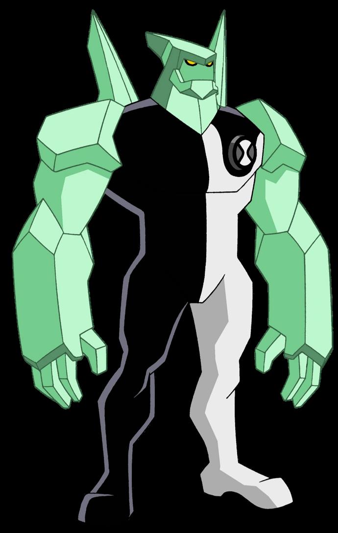 Diamante Ben 10 Wiki Fandom