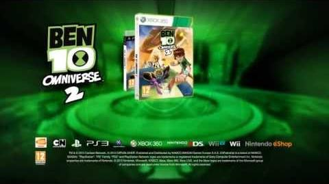 Ben 10 Omniverse 2 - Debut Gameplay Trailer - Fight against the Incurseans - PS3 X360 Wii WiiU