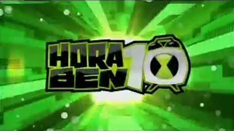 "Cartoon Network Brasil ""Hora Ben 10"" Bumpers"