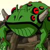 Mutant Frog