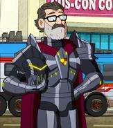 Phil in Armor