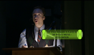 Stage Manager Mitch Watson