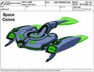 Azmuth ship 1