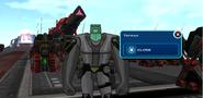 Tetrax em Fusion Fall