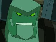 Face of tetrax