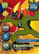 Swampfire PotO Card Number 27