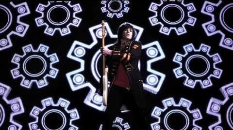 Orange - Revolution (Generator Rex theme song) (Official Music Video)