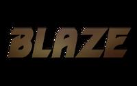 Blaze spin-off logo 3