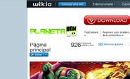 Logo Planeta Ben 10