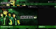 Universo Ben 10 Atual