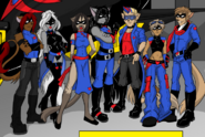 Swat Kats Elite Radical Squadron