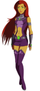 Young justice starfire by amtmodollas-d51ouay