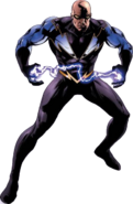 Black-lightning super