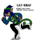Ben 10 AF Cat Knap by Doomy san