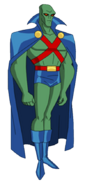 JLMartianManhunter
