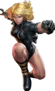 Black-canary---dc-comics
