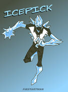 Icepick by kjmarch