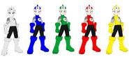 Mega Bio-Team