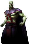 Injustice Martian Manhunter