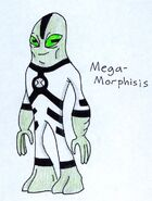 Mega Morphisis by JakRabbit96