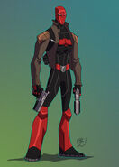 Red hood by ericguzman-d5tute5